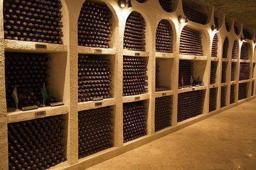 Cricova Wine Cellars The Largest Natural Wine Storage In