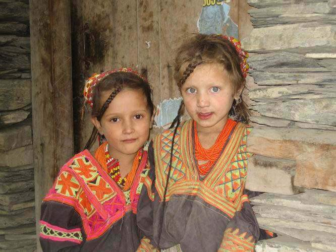 Kalash People The Indo Aryan Pagans Of Pakistan
