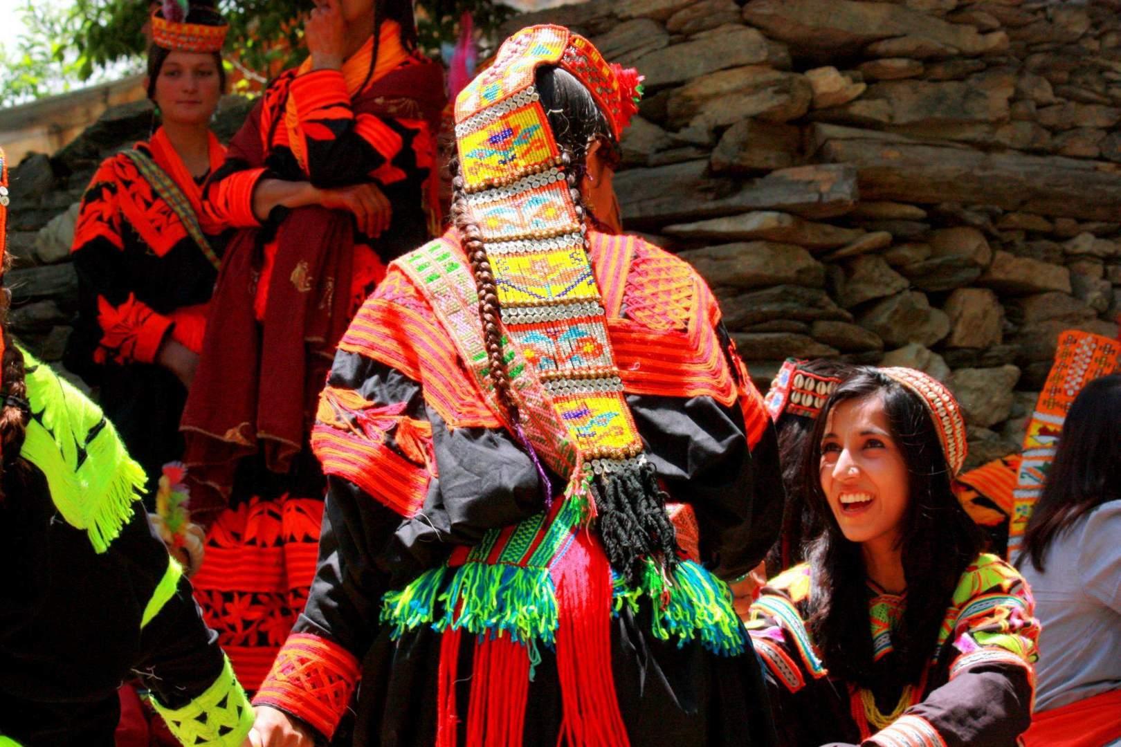 foto de Kalash people the Indo Aryan pagans of Pakistan