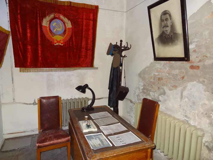 The Birthplace And Museum Of Stalin In Gori 187 Tripfreakz Com