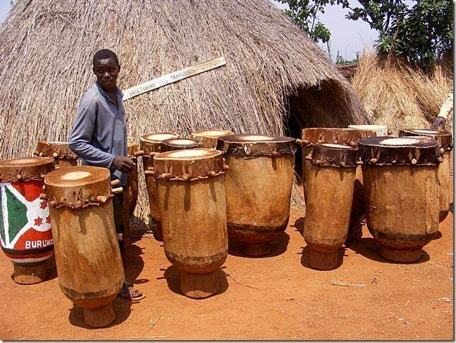 burundi drums Location gishora is one of the famous drum sites of burundi gishora is perched on the top of a hill 7km from the urban centre of gitega and about 200m on gitega-ngozi route.