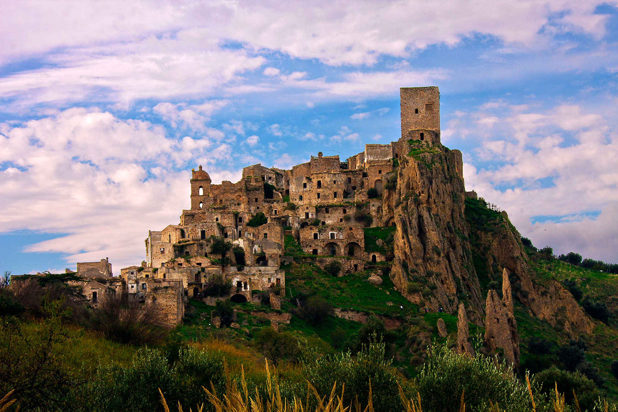 Craco   the medieval ghost town, Italy » Tripfreakz.com
