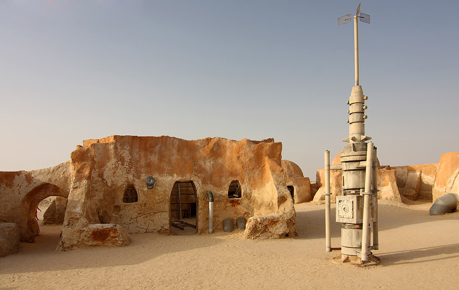 Tunisian Tatooine The Leftover Star Wars Sets Tripfreakz Com